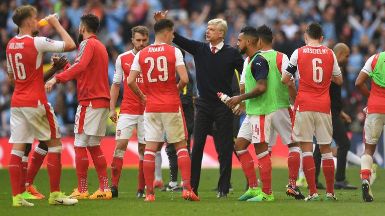 Arsene Wenger: '3-4-3 phát huy tối đa khả năng của tất cả cầu thủ Arsenal'