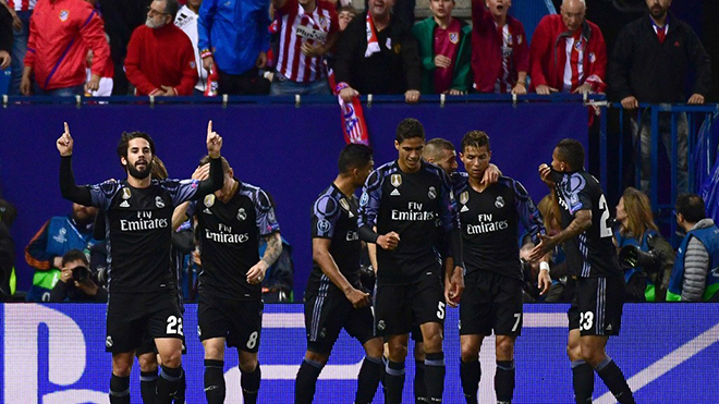 Zidane: 'Real không phải ứng viên ở Chung kết. Rất khó để khi bàn vào lưới Juve'