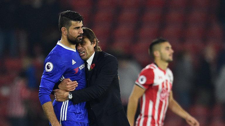 Diego Costa: 'Conte không muốn có tôi ở mùa tới. Tôi phải tìm cách ra đi'