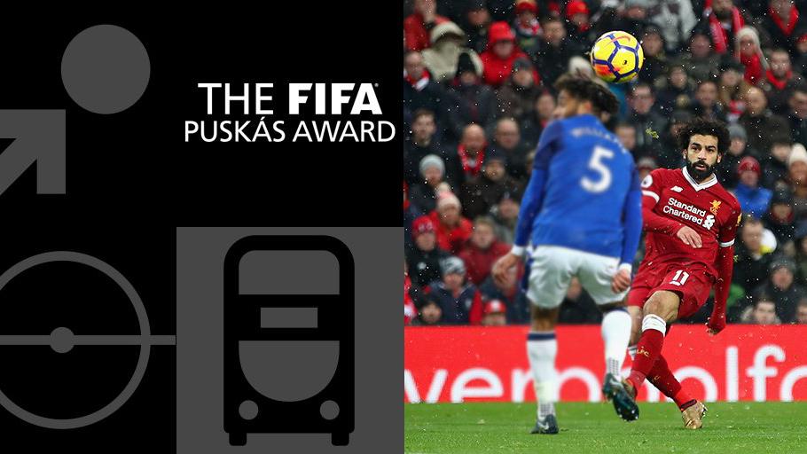 Fan bất bình khi Salah vượt Bale để giành giải Puskas cho Bàn thắng đẹp nhất
