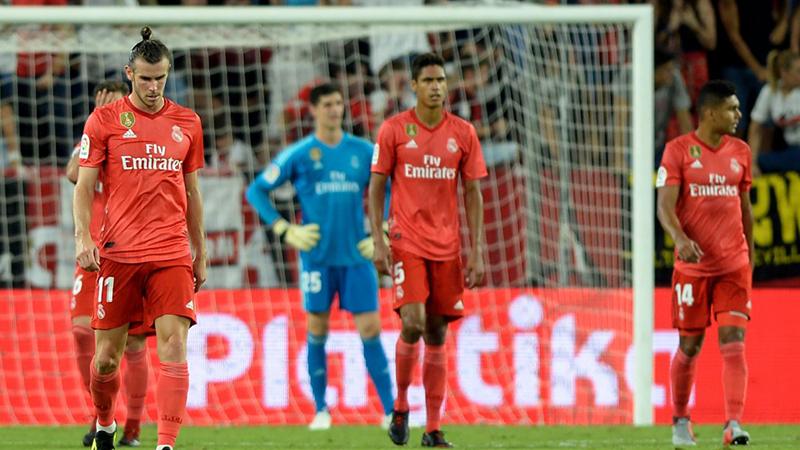 ĐIỂM NHẤN Sevilla 3-0 Real Madrid: Marcelo trải qua ngày ác mộng. Benzema càng chơi càng tệ