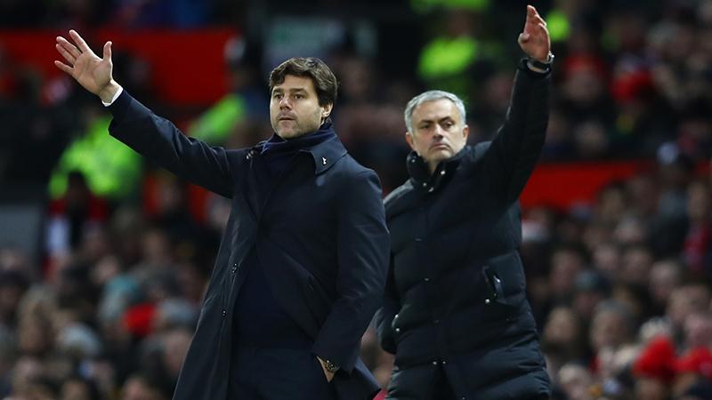 Mourinho và Pochettino đại diện cho 2 trường phái HLV ở Premier League