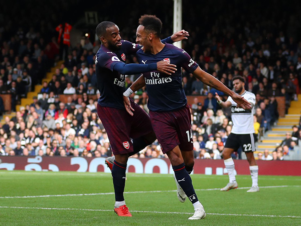 Aubameyang - Lacazette: Cặp bromance tạo nên một Arsenal khác biệt