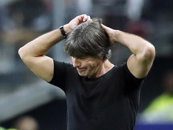 Điều gì đang xảy ra với ĐT Đức? Liệu Joachim Loew có bị sa thải?