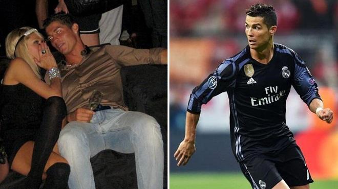 Ronaldo vắng mặt ở buổi tập của Juventus sau cáo buộc hiếp dâm