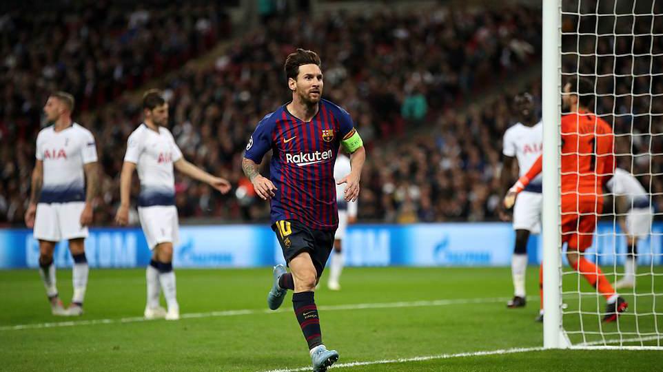 ĐIỂM NHẤN Tottenham 2-4 Barca: Huyền diệu Leo Messi, đẳng cấp Barcelona, Spurs trả giá