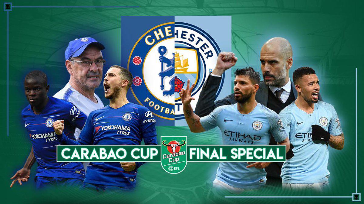 Chelsea 0-0 Man City (3-4 Penalty): Kepa từ chối rời sân để được bắt 11m, Chelsea vẫn bại trận trước Man City