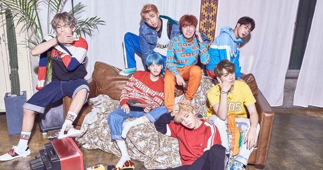 BTS lọt Billboard Hot 100, viết nên lịch sử mới cho Kpop